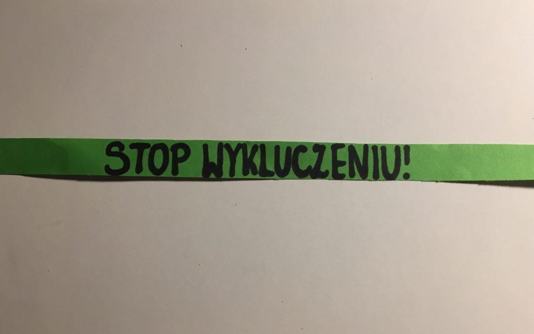 Rusza kampania przeciwko wykluczeniu